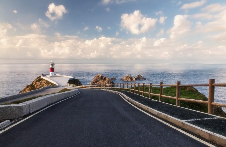 Дорога на маяк
