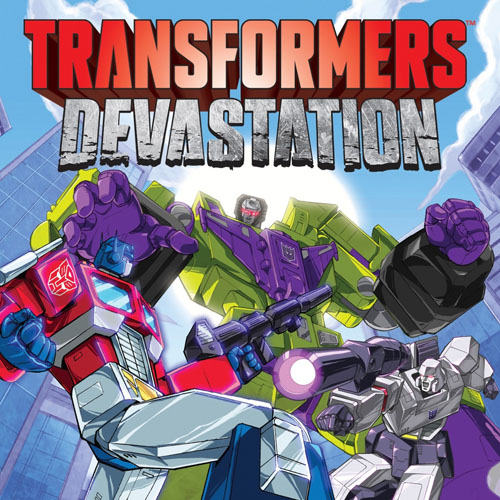 Transformers: Devastation (2015) PC | RePack от xatab