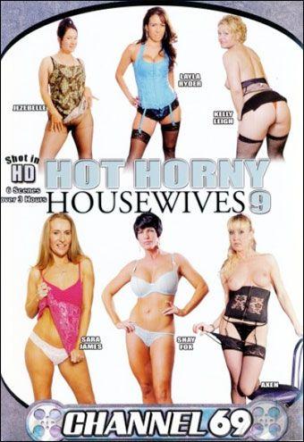 Горячие Домохозяйки 9 / Hot Horny Housewives 9 (2011) DVDRip |