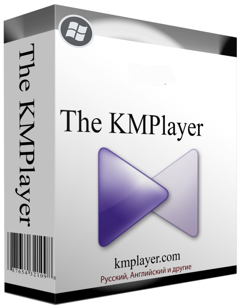 The KMPlayer 4.1.2.2 repack by cuta (build 3) [Multi/Ru]