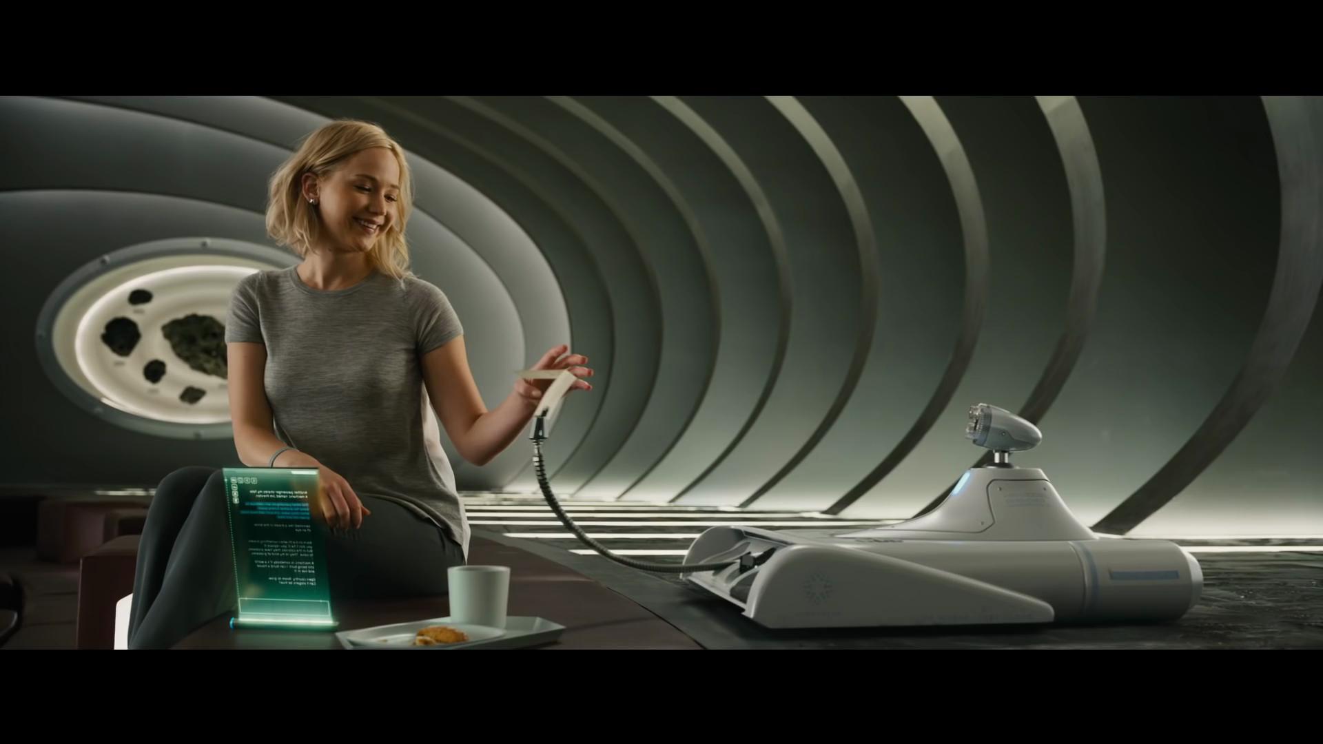 Пассажиры (2016) WEBRip 1080р | Трейлер
