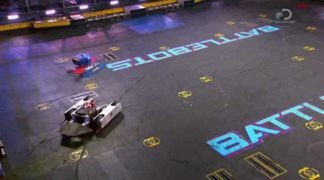 Discovery. Битвы роботов / Battle Bots [01x01-02] (2015) HDTVRip от HitWay | P2