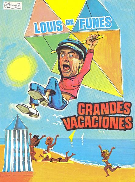 Большие каникулы / Les Grandes vacances (1967) BDRip 720p | P, P2