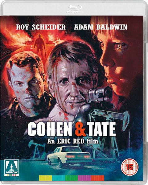 Коэн и Тейт / Cohen and Tate (1988)  BDRip 720p