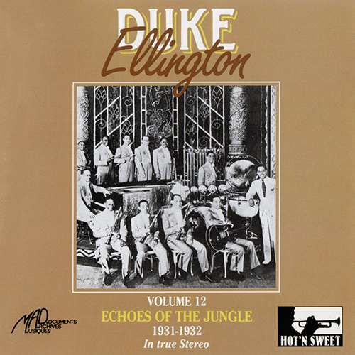 (Big Band, Swing) [CD] Duke Ellington - Echoes Of The Jungle 1931-1932 - 1994, FLAC (tracks+.cue), lossless