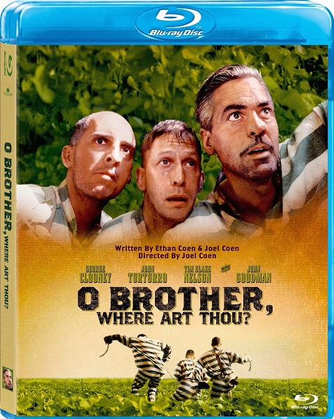 О, где же ты, брат? / O Brother, Where Art Thou? (2000) BDRip 720p | D, P, P2, А