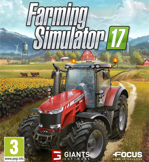 Farming Simulator 17 [v 1.2.0 + 2 DLC] (2016) PC | RePack от xatab