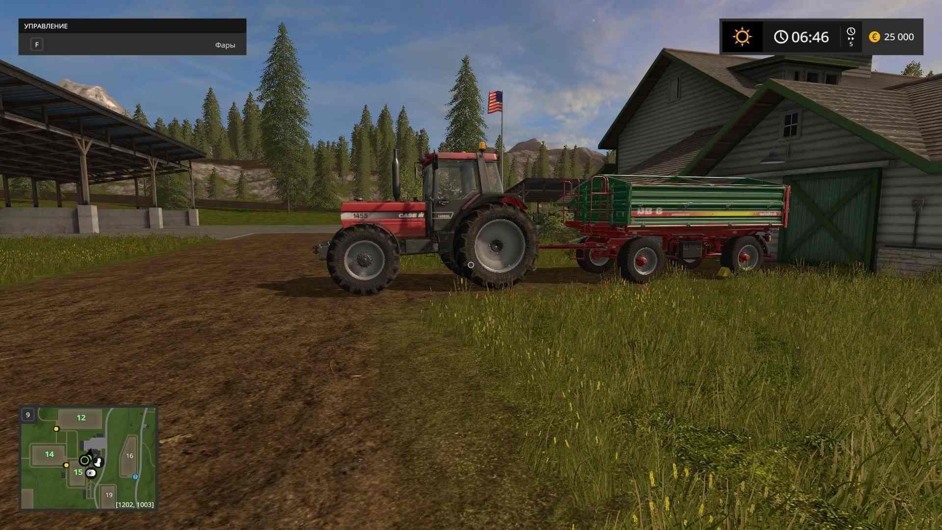 Farming Simulator 17 (2016) PC | RePack от xatab