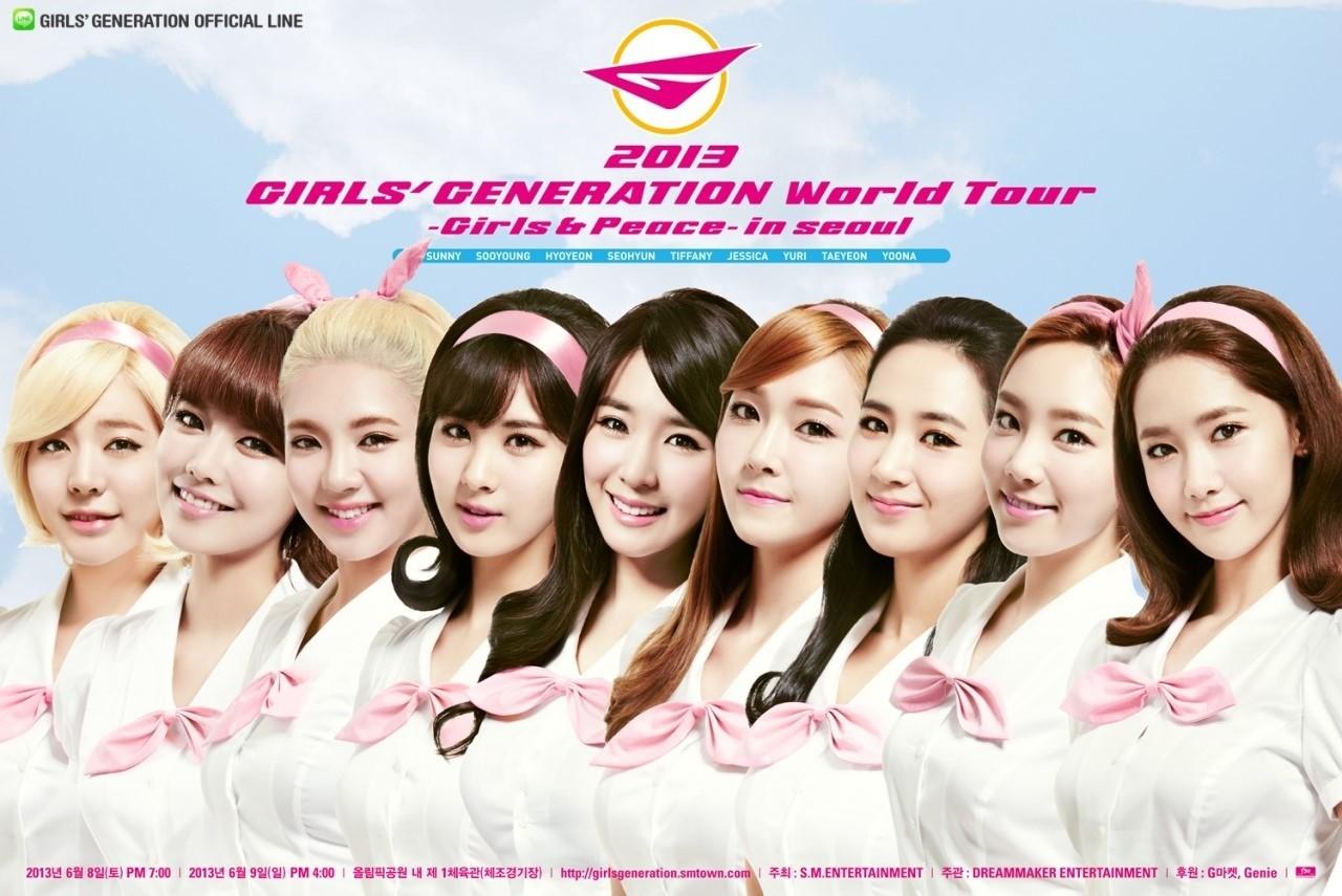 20161027.04.04 Girls' Generation (SNSD) - World Tour ~Girls & Peace~ in Seoul (DVD) cover.jpg