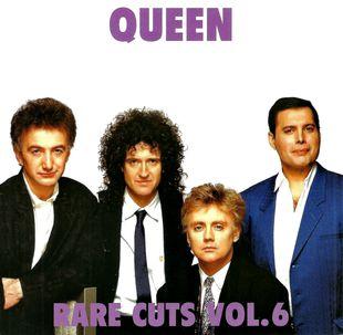 Queen - Rare Cuts, Volume 1, 2, 3, 4, 5, 6 (2011)