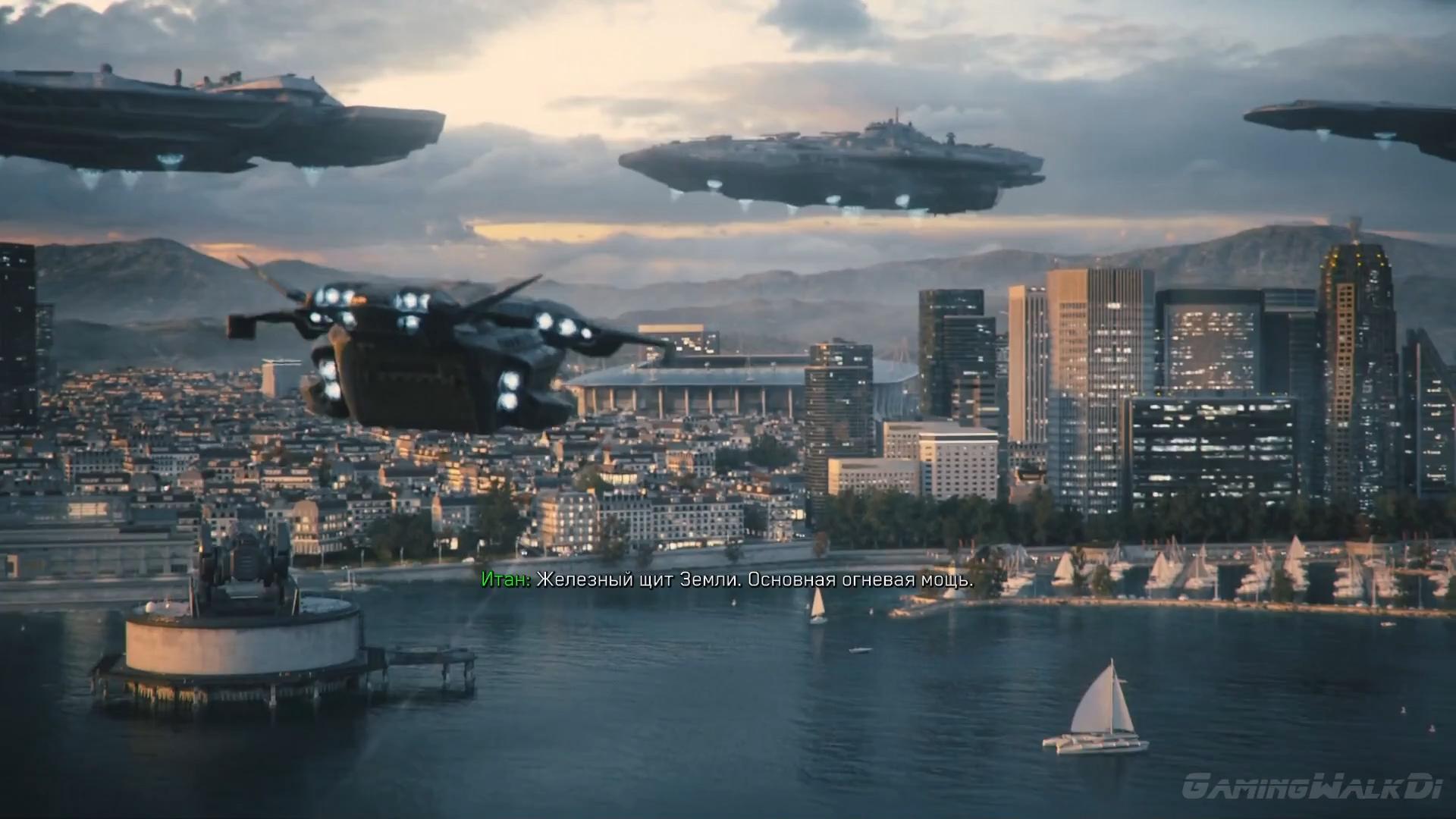 Call of Duty: Infinite Warfare | WEBRip 1080p | D