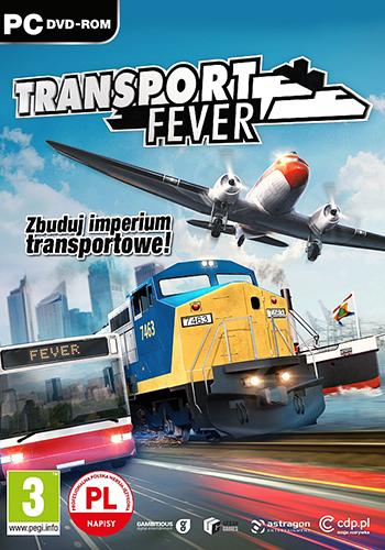 Transport Fever v.1.0.11807 Лицензия by GOG 2016,   Strategy