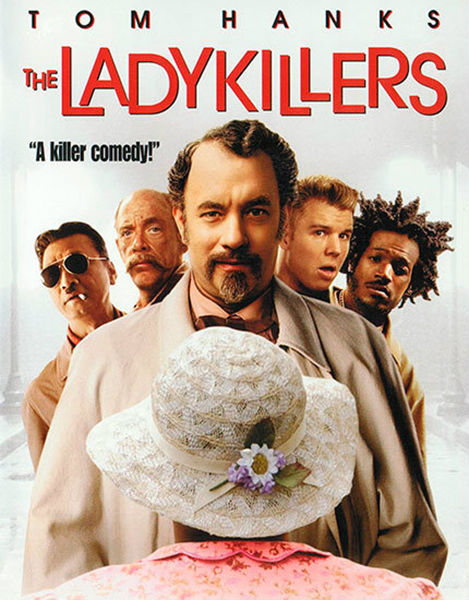 Игры джентльменов / The Ladykillers (2004) WEBRip 1080p | D, P, A