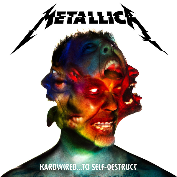 Metallica - Hardwired…To Self-Destruct [3CD Limited Deluxe Edition] (2016) MP3
