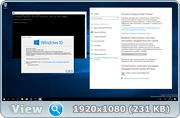 Microsoft Windows 10 Insider Preview Build 10.0.14965 (esd) (x86-x64) (2016) Rus/Eng