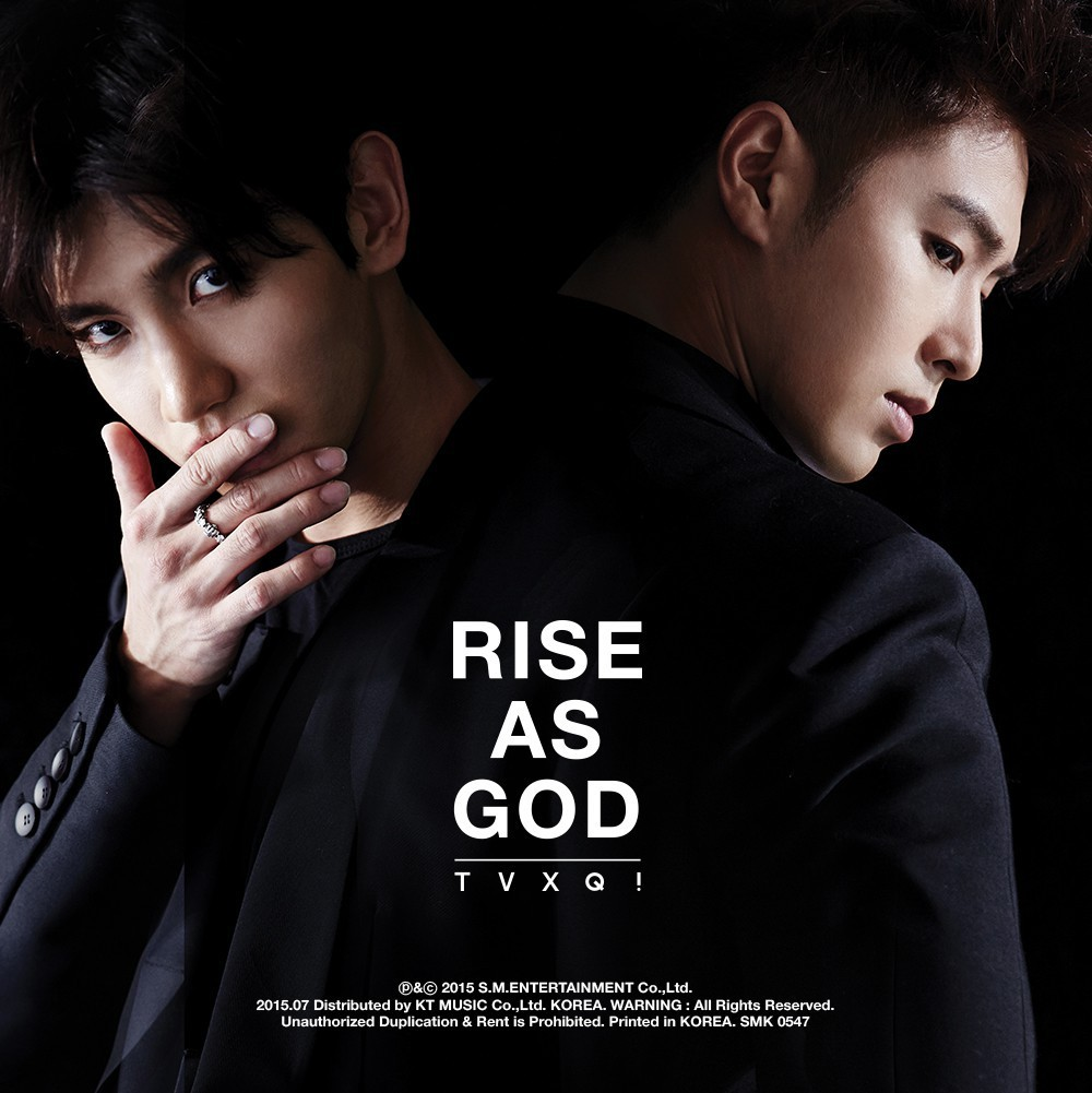 20161117.03.105 Tohoshinki - Rise As God cover.jpg
