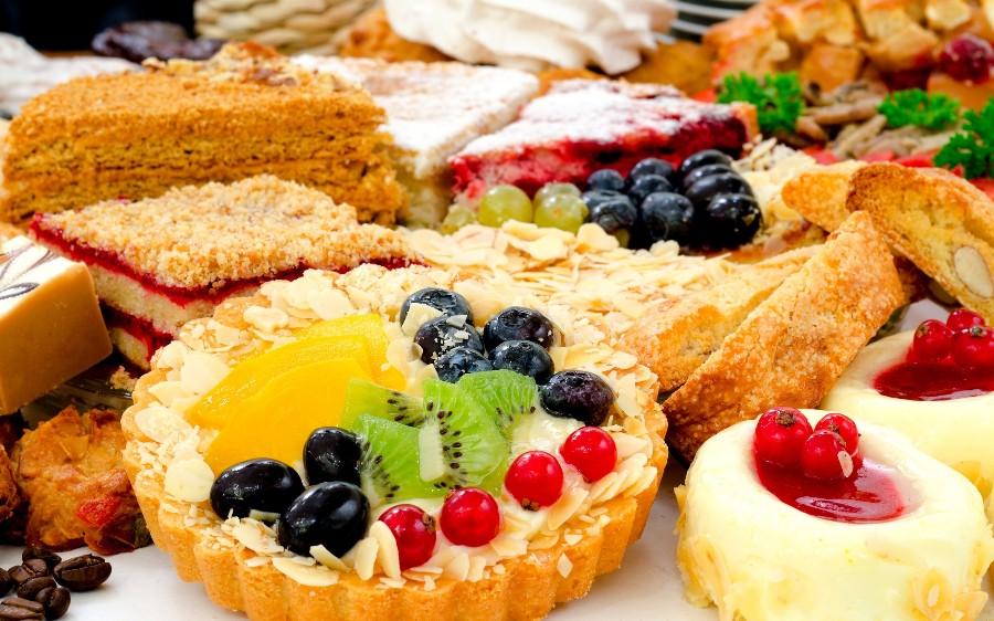 Сладкий десерт