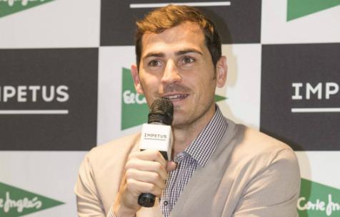 """Касильяс: """"Предстоящее дерби более важно для """"Атлетико"""", чем для """"Мадрида"""""""