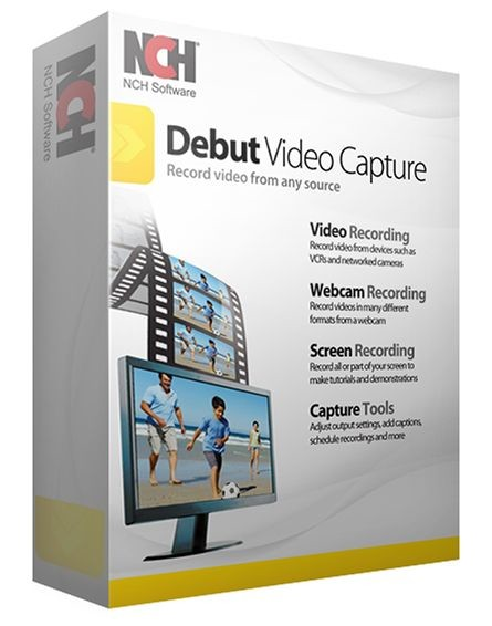 Debut Video Capture Pro 3.07 RePack by 78Sergey (x86-x64) (2016) Rus