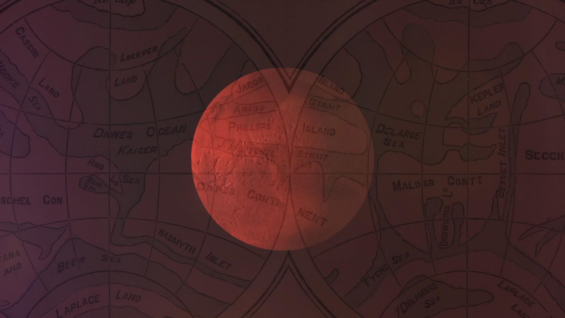 Марс (1 сезон: 1-6 серии из 6) (2016) WEB-DL 1080p
