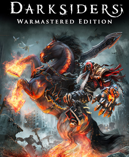 Darksiders Warmastered Edition [v 1.0.2400] (2016) PC | Steam-Rip от R.G. Игроманы