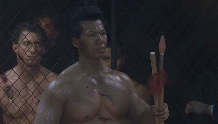 Сильнейший удар: Бой до смерти / Shootfighter: Fight to the Death (1992) HDRip | Р2, А
