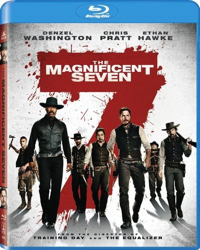 Великолепная семёрка / The Magnificent Seven (2016) BDRip 720p от k.e.n & nnmclub | Лицензия, А