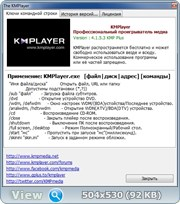The KMPlayer 4.1.5.3 repack by cuta (build 1) (x86-x64) (2016) Multi/Rus