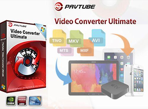 Pavtube Video Converter Ultimate 4.9.0.0 Repack by 78Sergey (x86-x64) (2016) Multi/Rus