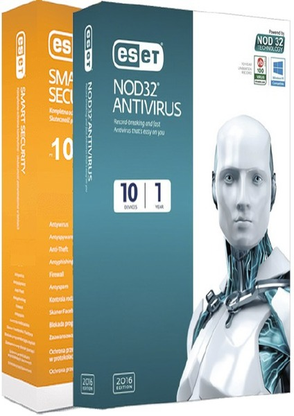 ESET NOD32 Antivirus / Smart Security 10.0.386.2 RePack by KpoJIuK [Ru/En]