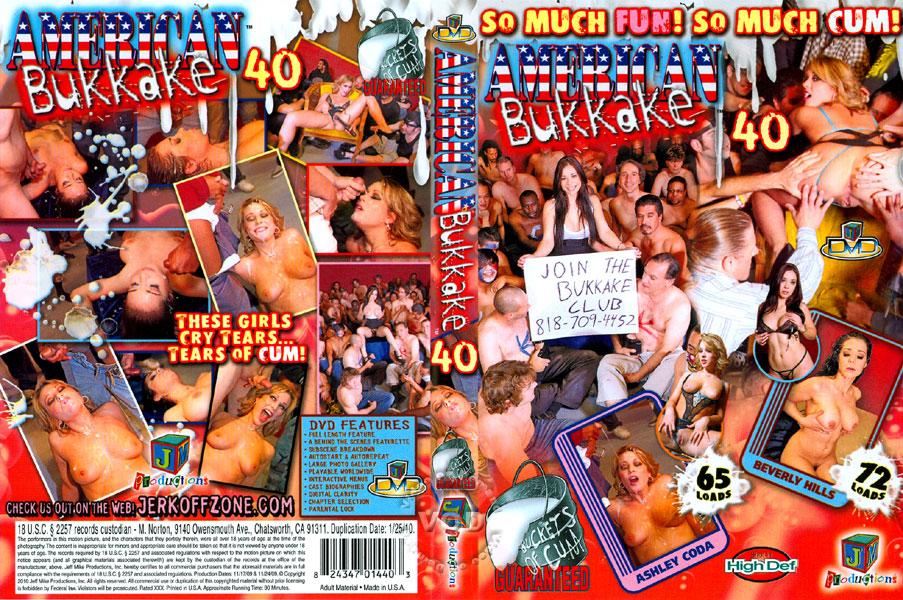 American Bukkake 40 (Jim Powers / JM Productions) [2010, Bukkake / Gokkun, 1080p, WEB-DL] Beverly Hills, Ashley Coda