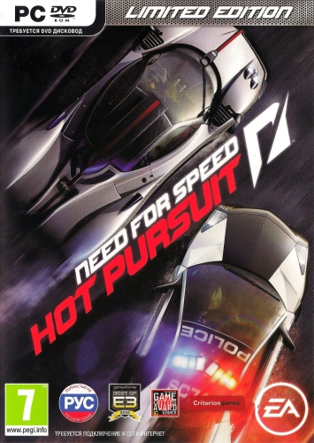 Need For Speed: Hot Pursuit - Limited Edition (2010) PC | Лицензия