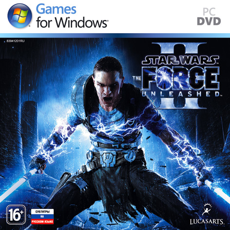 Star Wars: The Force Unleashed 2 (2010) PC | Лицензия