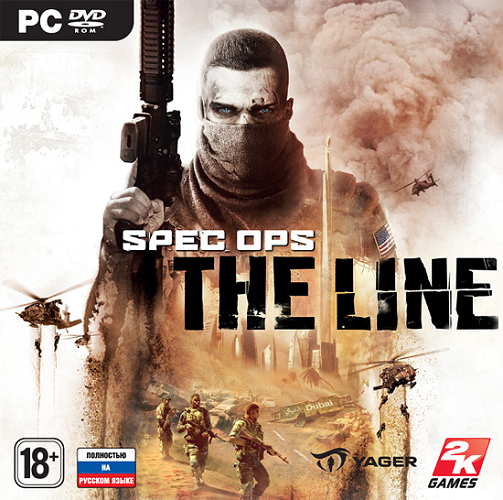 Spec Ops: The Line (2012) PC | Лицензия