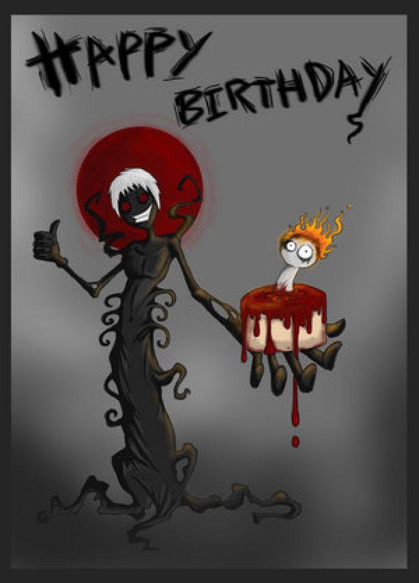 Злые поздравления с днем рождения женщине
