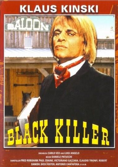 Чёрный киллер / Black killer (1971) DVDRip-AVC | L1