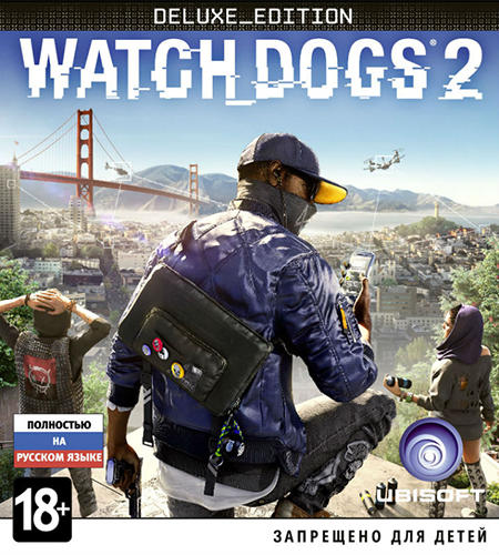 Watch Dogs 2 (2016) PC | Лицензия