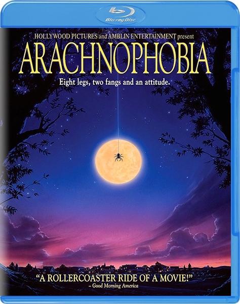 Боязнь пауков / Arachnophobia (1990) HDRip   A