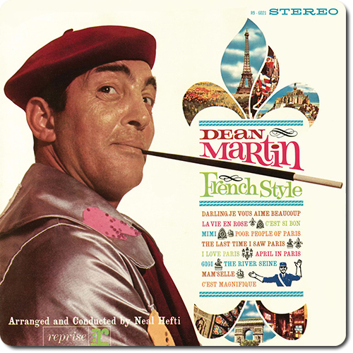 [TR24][OF] Dean Martin - French Style (Reissue) - 1962/2014 (Vocal Jazz)