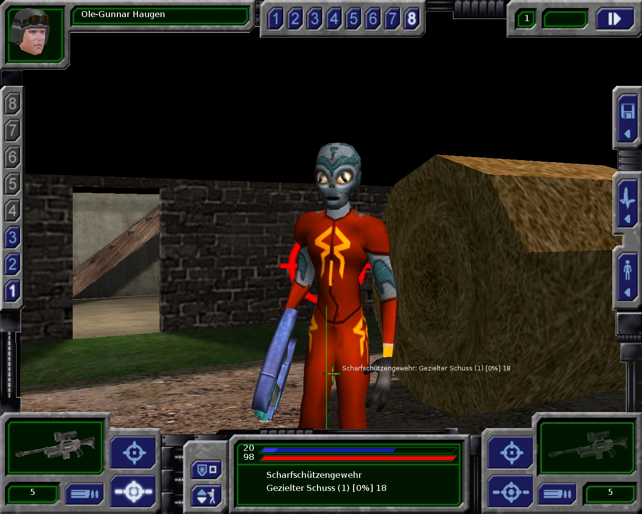 Ufo: alien invasion is an open source strategy video game in which the player fights aliens that are trying to take
