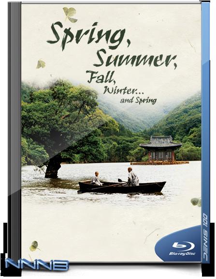 Весна, лето, осень, зима... и снова весна (2003) BDRip 720p от NNNB | A