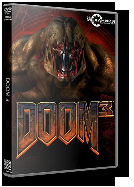 Doom 3. 2004г. PC. R.G. Механики