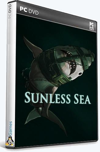 (Linux) Sunless Sea (2015) [En] (2.2.2.3129 / dlc) License GOG