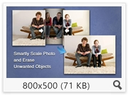 Super Eraser Pro - Scale Photo and Erase Unwanted 2.5.0 (2017) Eng