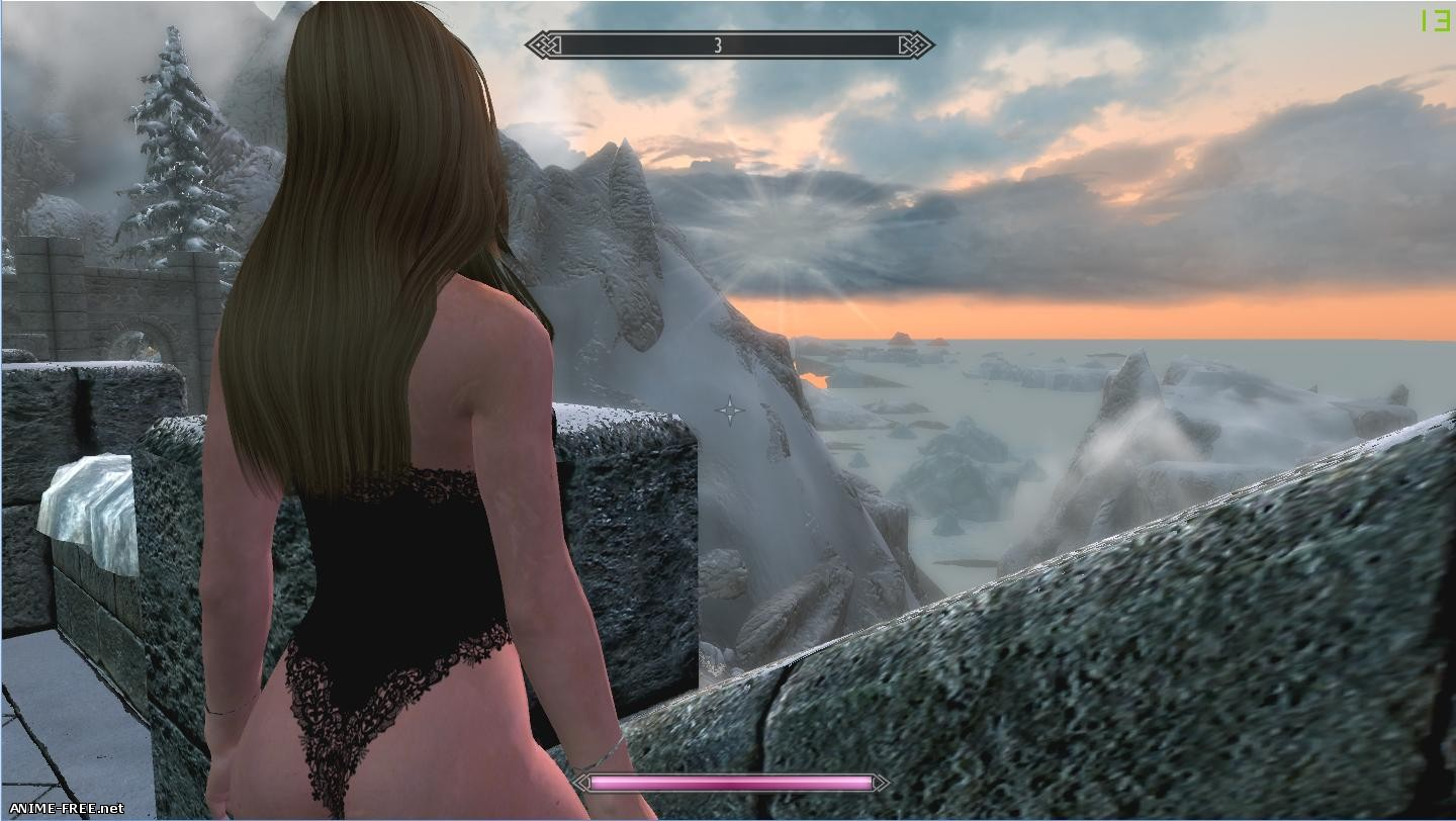 Skyrim - (SkySex ModRepack) / Скайсекс [2017] [Uncen] [3D, Action, RPG] [RUS] H-Game