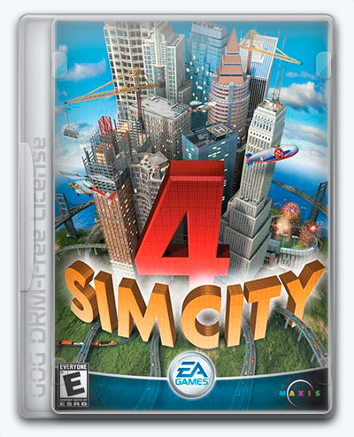 SimCity™ 4 (2003) [Multi] (1.1.641.0/dlc) License GOG [Deluxe Edition]
