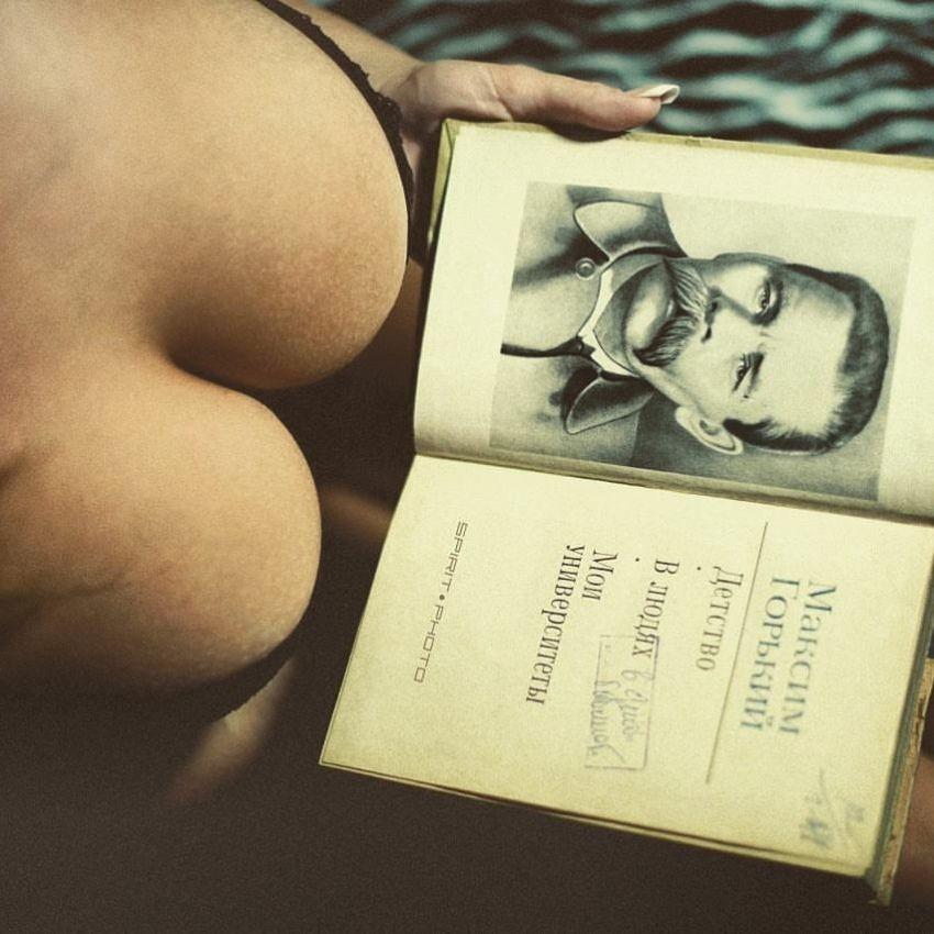 Минутка литературы