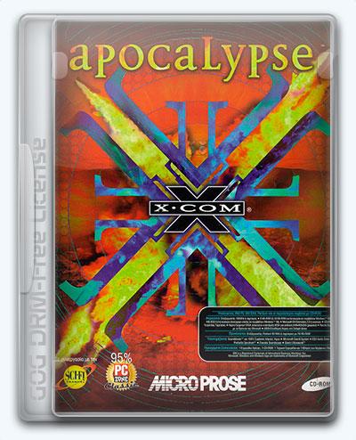 X-COM: Apocalypse (1997) [En] (1.00) License GOG