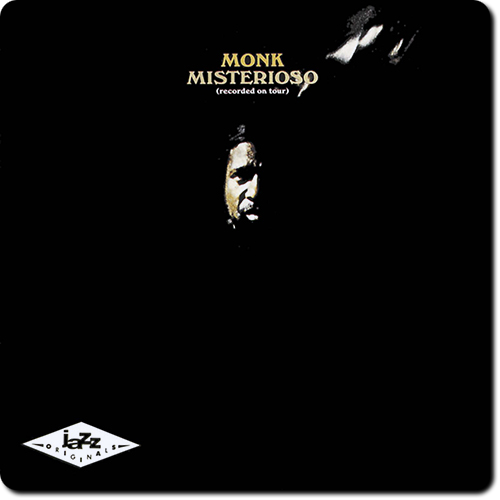 [TR24][OF] Thelonious Monk - Misterioso (Recorded On Tour) - 1965/2017 (Bop)