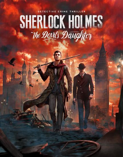 Sherlock Holmes: The Devil's Daughter (2016) PC | Лицензия